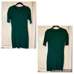 Topshop Minimalist Dress